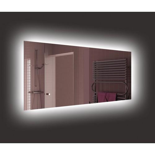 Зеркало с подсветкой для ванной комнаты Варна